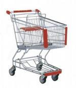 Тележка покупательская для супермаркетов - 125 л